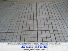 Flamed Chinese Grey Granite Paving Stone (G603, G602, G623, Alternative G603)