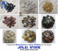 Natural River Stone Polished Tumbled Pebbles Stone 20mm-30mm